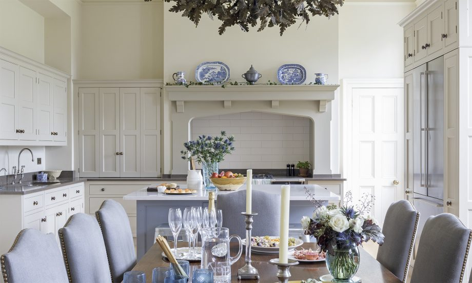 Decor Inspiration Gothic Family Home In Hampshire