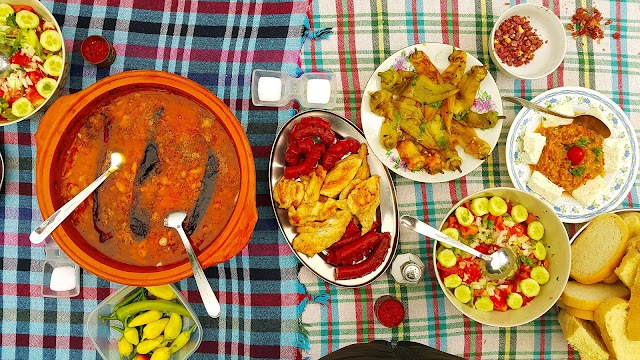 Macedonia in Vogue: Every meal is made with passion and love