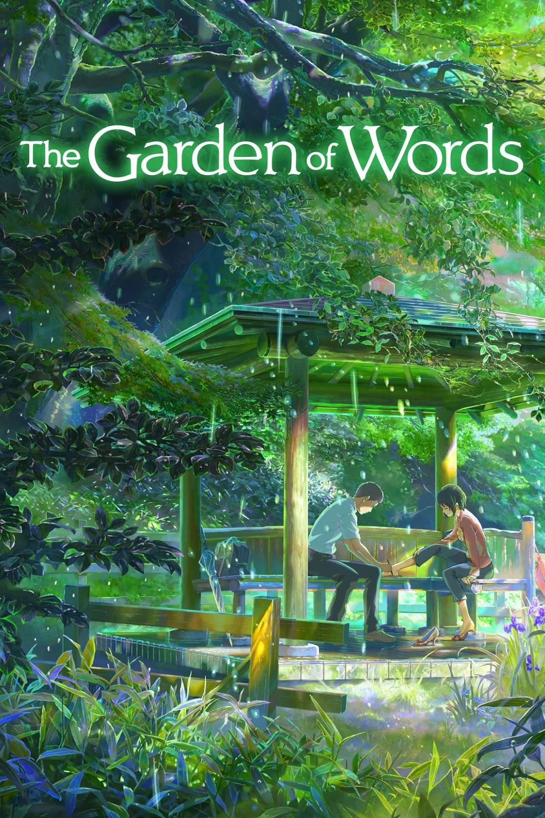 The Garden of Words ยามสายฝนโปรยปราย [HD][พากย์ไทย]
