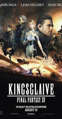 Xem Phim Đội Vệ Binh Tinh Nhuệ - Kingsglaive: Final Fantasy XV (2016)