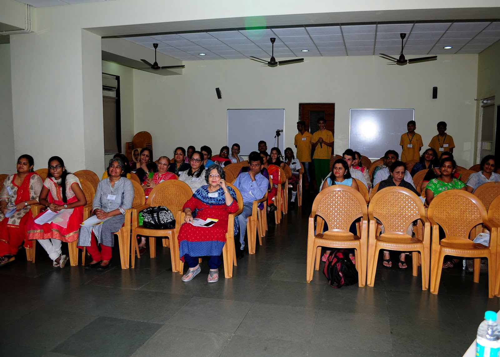 Librarians Day - Cum - Seminar on Excellence in School Education : Role of  Libraries