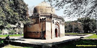 Chhoti Gumti at Hauz Khash