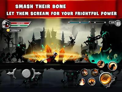 Download Stickman Legends Shadow Wars Mod Apk