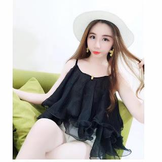 Gái xinh facebook hot girl Trang Bông (Vũ Thị Trang)