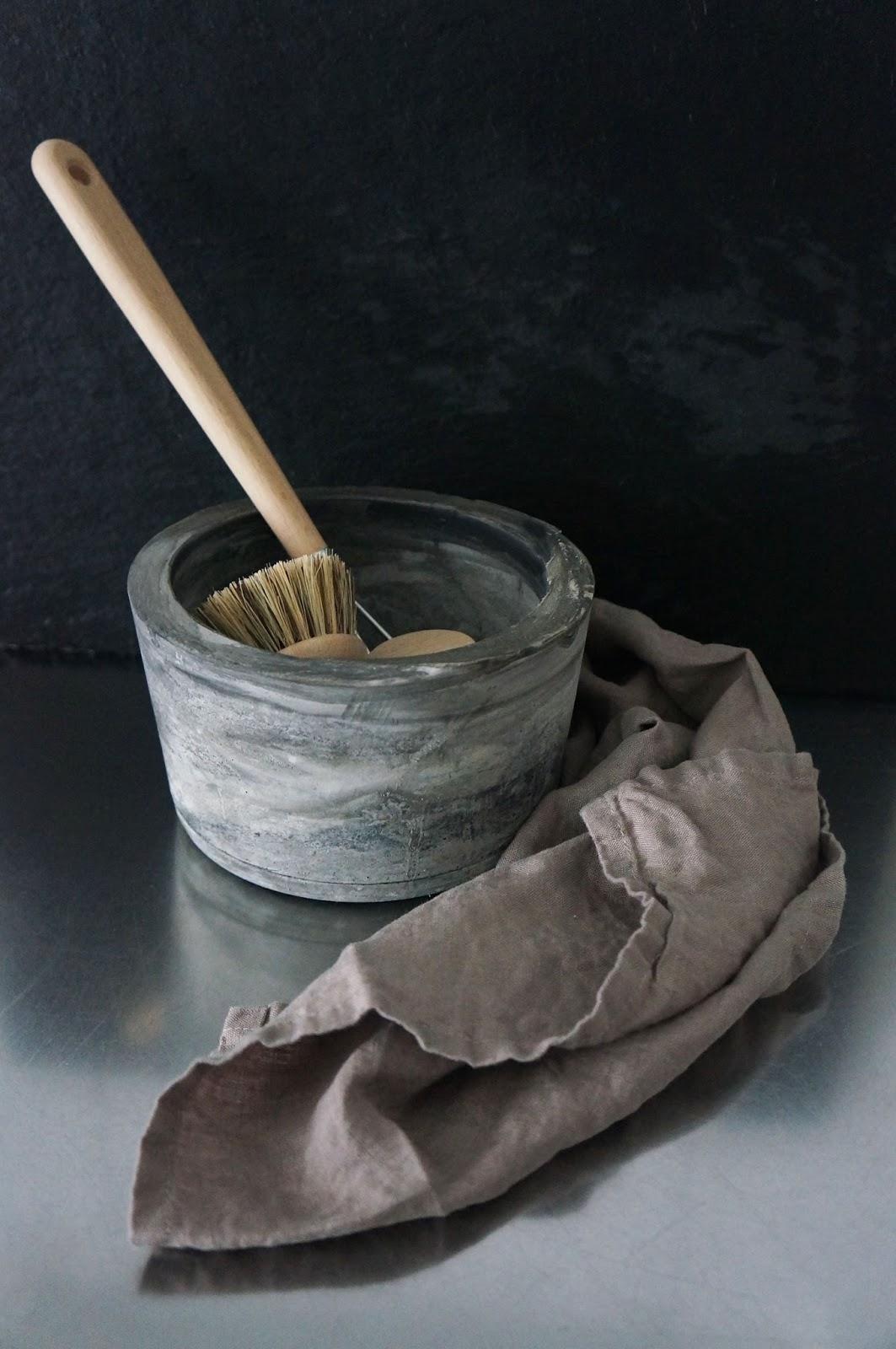 Basteln Malen Kuchen Backen Beton Im Marmor Look