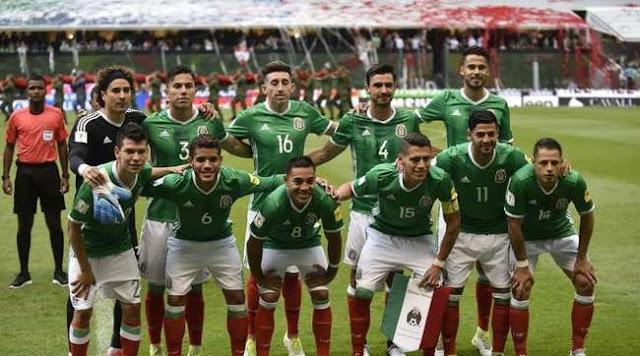 Meksiko Piala Dunia 2018
