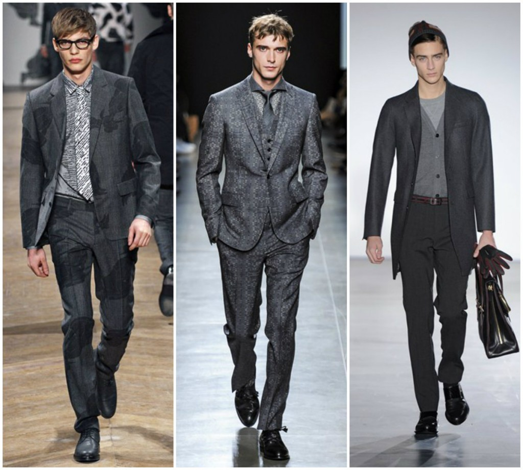 MANtoMEASURE: Men's Fashion Trends For Fall 2013