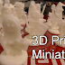 3d Printer for Miniatures