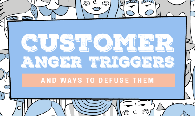 Customer Anger Triggers and Ways to Defuse Them