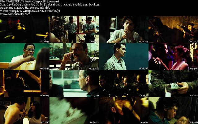 Tropa de Elite 1 y 2 DVDRip Español Latino Descargar 1 Link