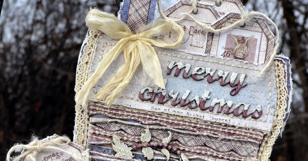 Life S Little Embellishments Merry Christmas Maja