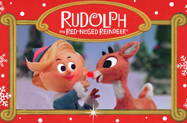 25 days of christmas rudolph the rednosed reindeer 1964