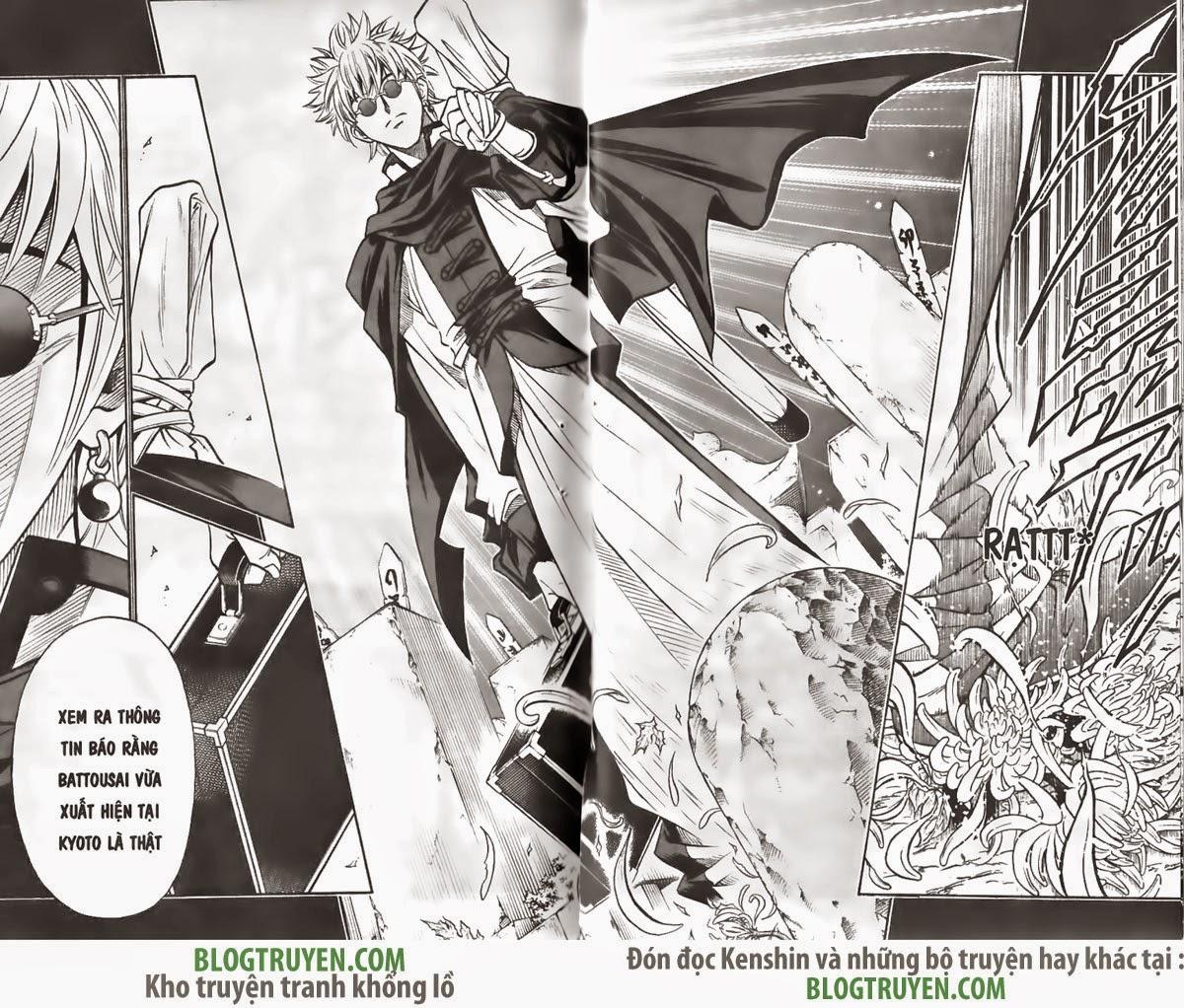 Rurouni Kenshin chap 152 trang 15