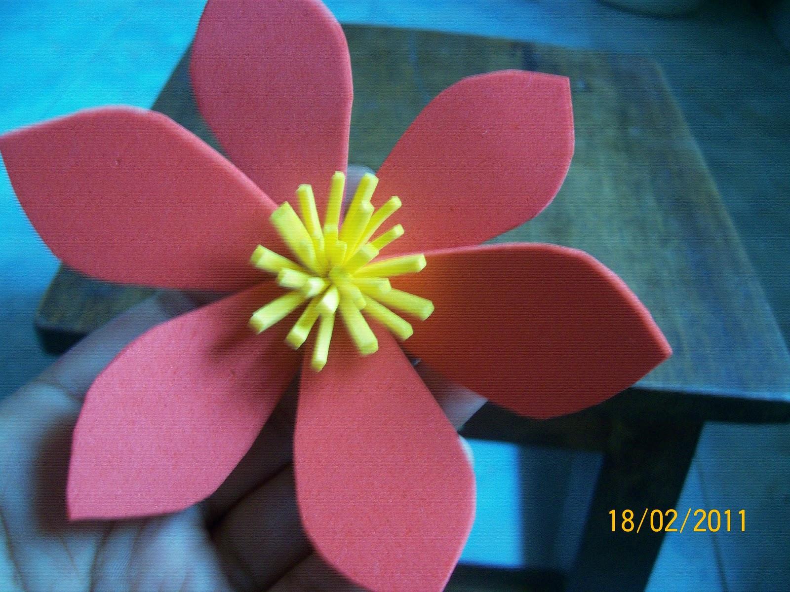 Tinas Creations Foam Flowers