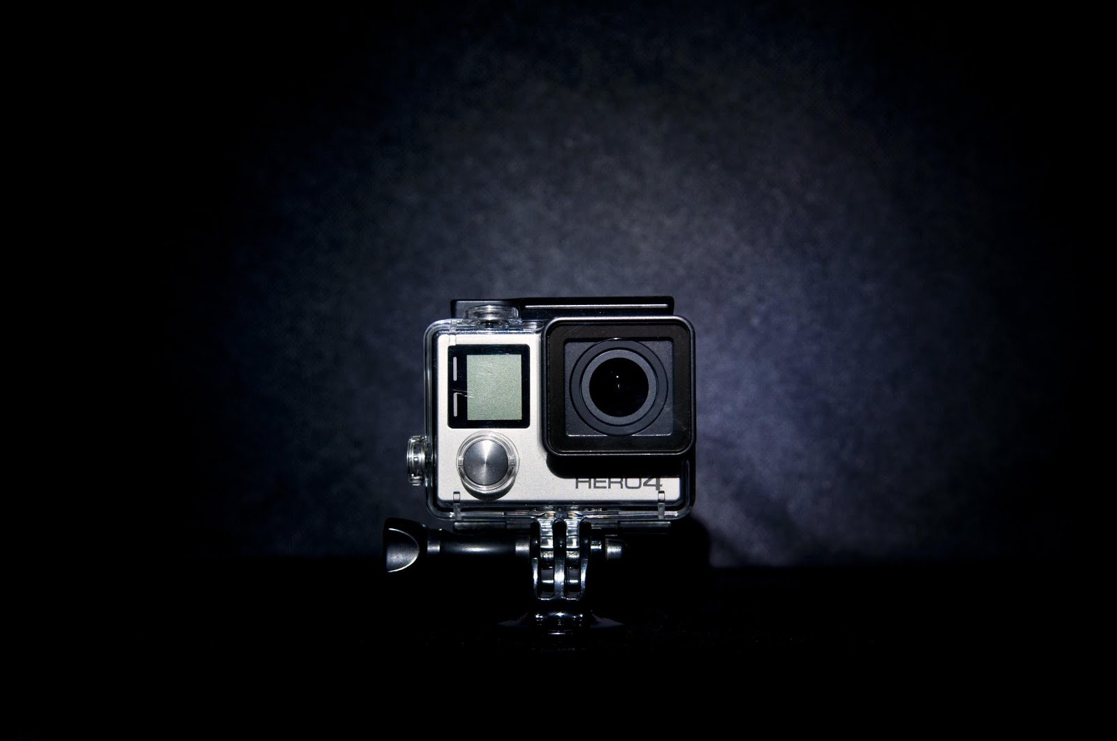 Go Pro action camera - for the adventure traveler