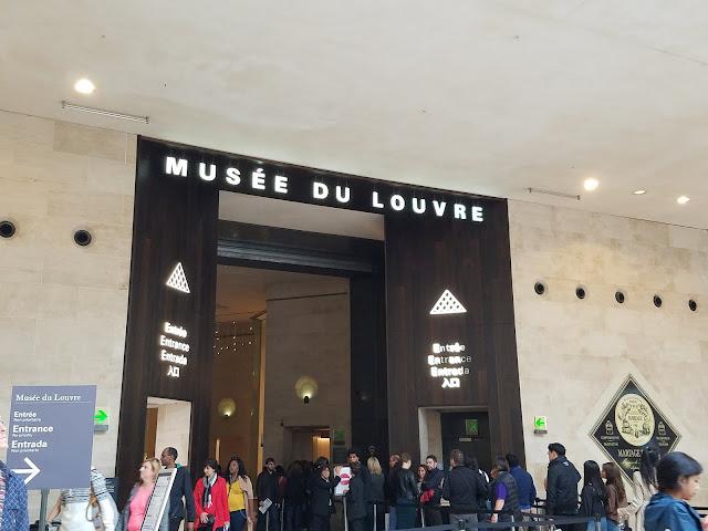 Musee du Louvre, Louvre Museum