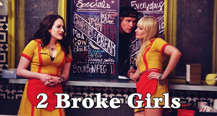 2 broke girls dwie spłukane dziewczyny