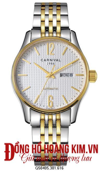 Giá đồng hồ Carnival rẻ chất lượng kém?