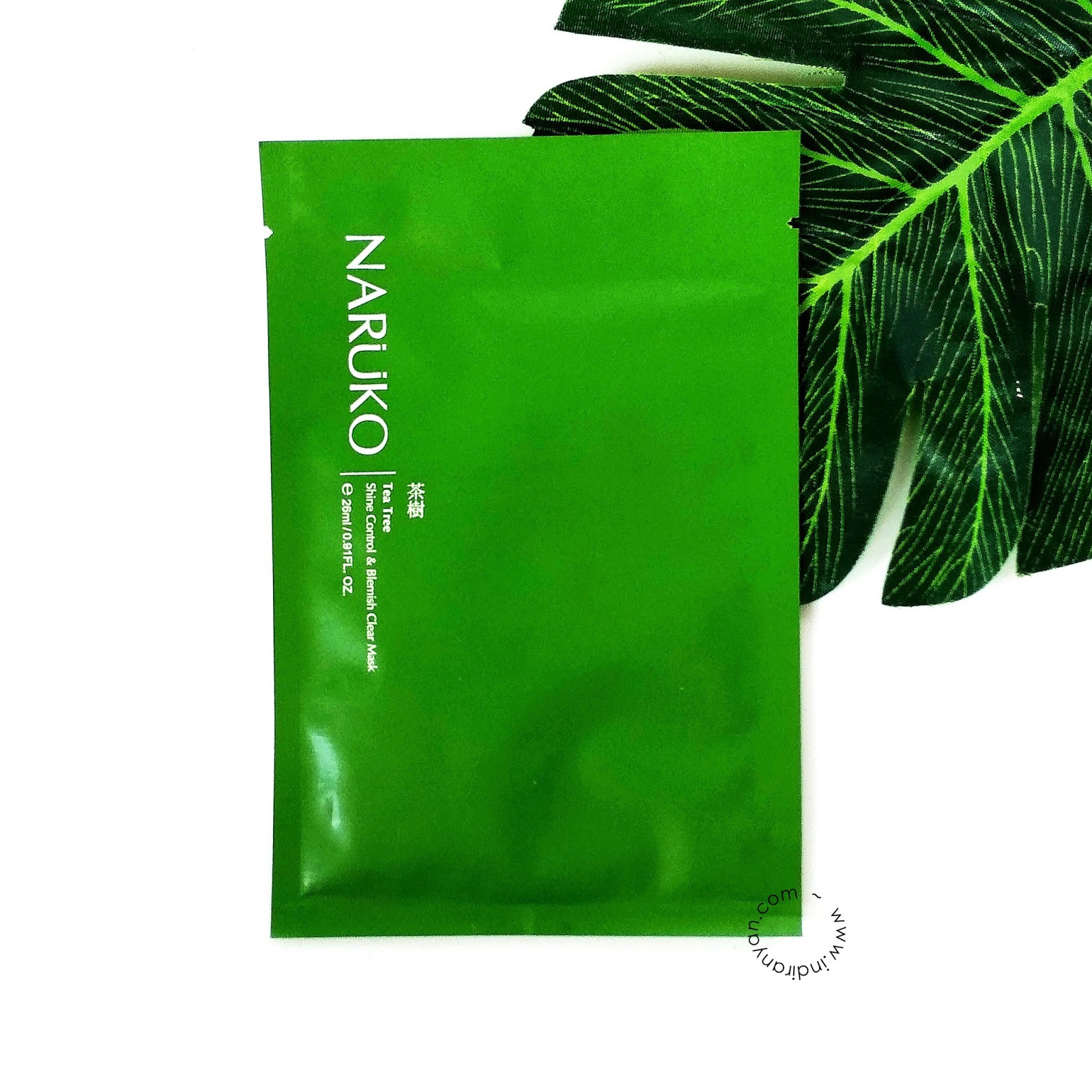 review-naruko-tea-tree-mask-indonesia