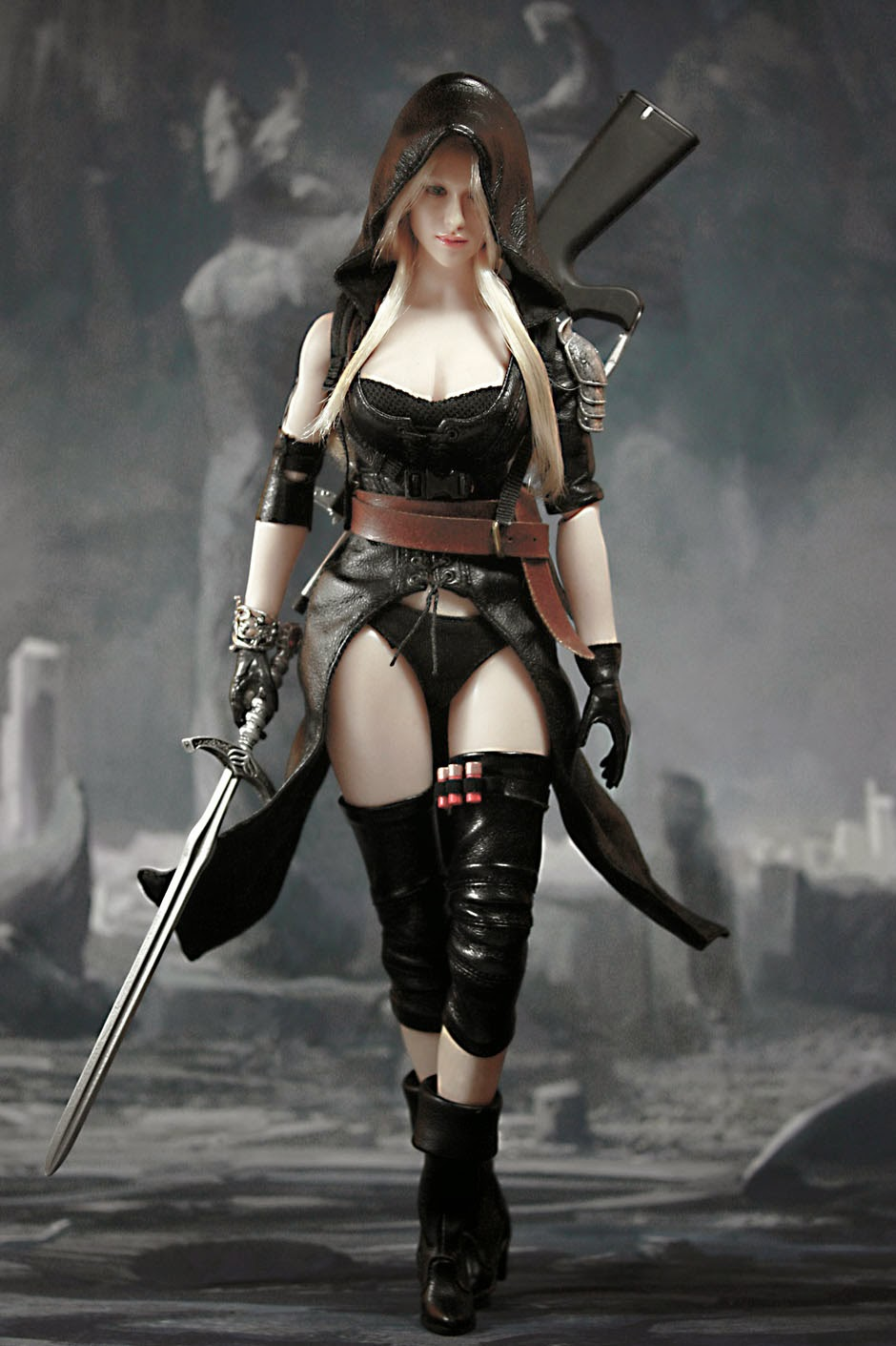 Hot Toys Babydoll Toyhaven Is Pop Toys Gf01 1 6th Girl Clan Series Ranger