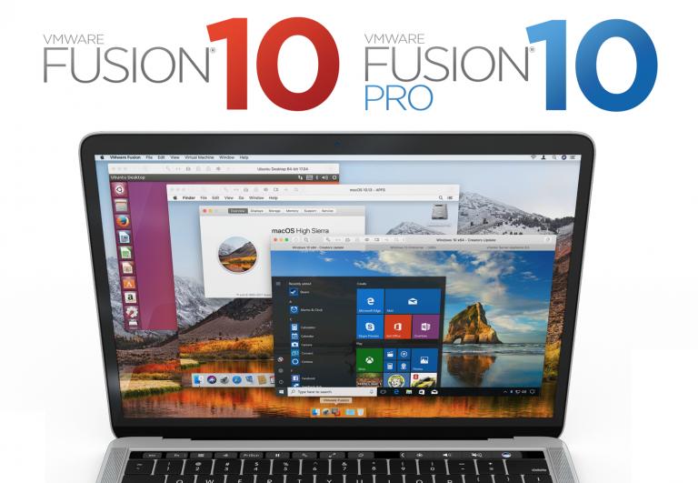 VMware Fusion 10開放下載!Mac安裝雙系統