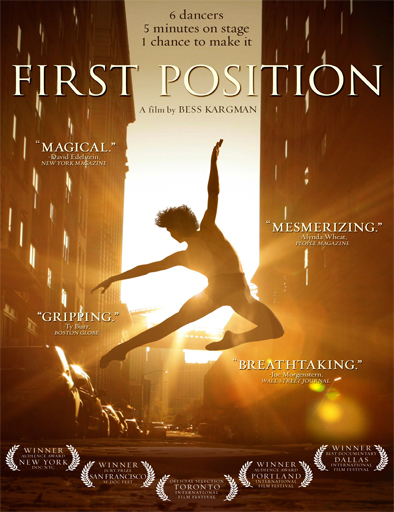 Ver First Position (2012) Online
