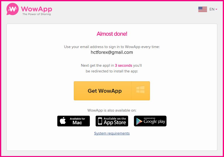 Download WowApp