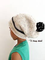 A Very Slouchy Hat