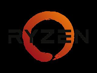Ryzen Free Vector Logo CDR, Ai, EPS, PNG