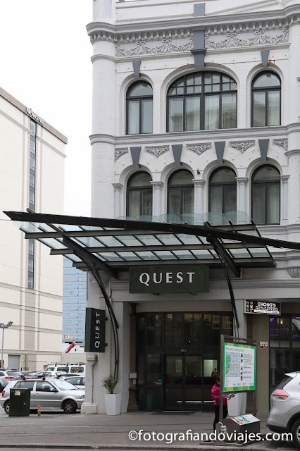 Hotel Quest Christchurch