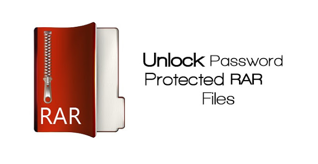 How To Unlock Password Protected Win-RAR Files