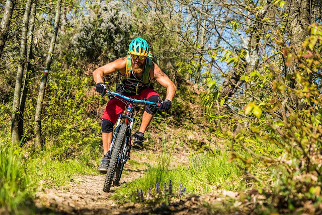 Bikebergsteigen in der Toscana Tourentipp