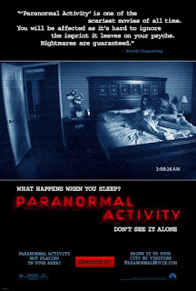 Paranormal Activity (2007) เรียลลิตี้ ขนหัวลุก
