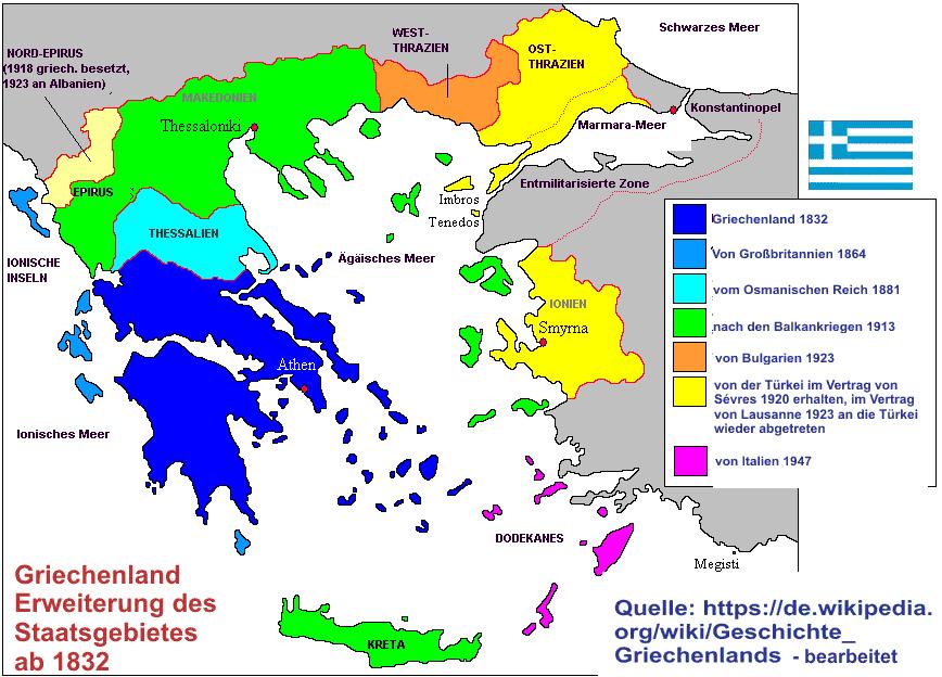 Griechenland Karte Inseln Deutsch.Euro Ethnien 2 10 Griechen Griechenland Zypern