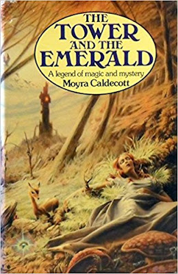 Review: The Tower And The Emerald by Moyra Caldecott