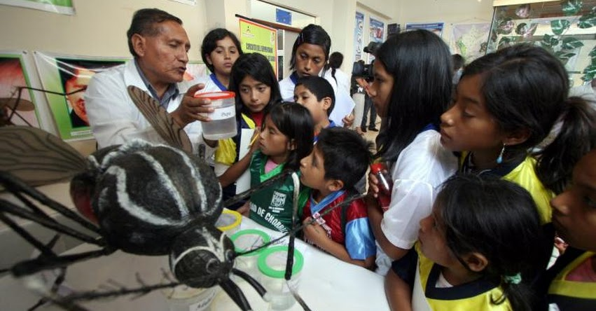 INS: Instituto Nacional de Salud ofrece visitas educativas guiadas al museo de serpientes y arañas - www.ins.gob.pe