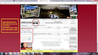 Ingressos para Machu Picchu e Montanhas - 5. Vagas Disponíveis para 22 de Junho