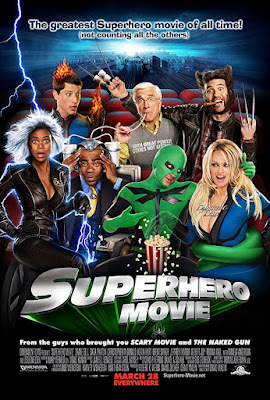 Superhero Movie Poster