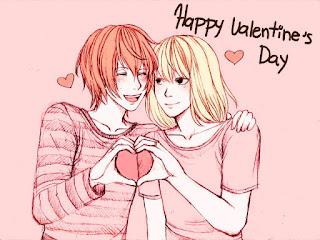 Kartu Ucapan Selamat Hari Valentine Buat Pacar 2016