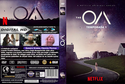 CARATULA THE OA - TEMPORADA 1 [COVER DVD]V