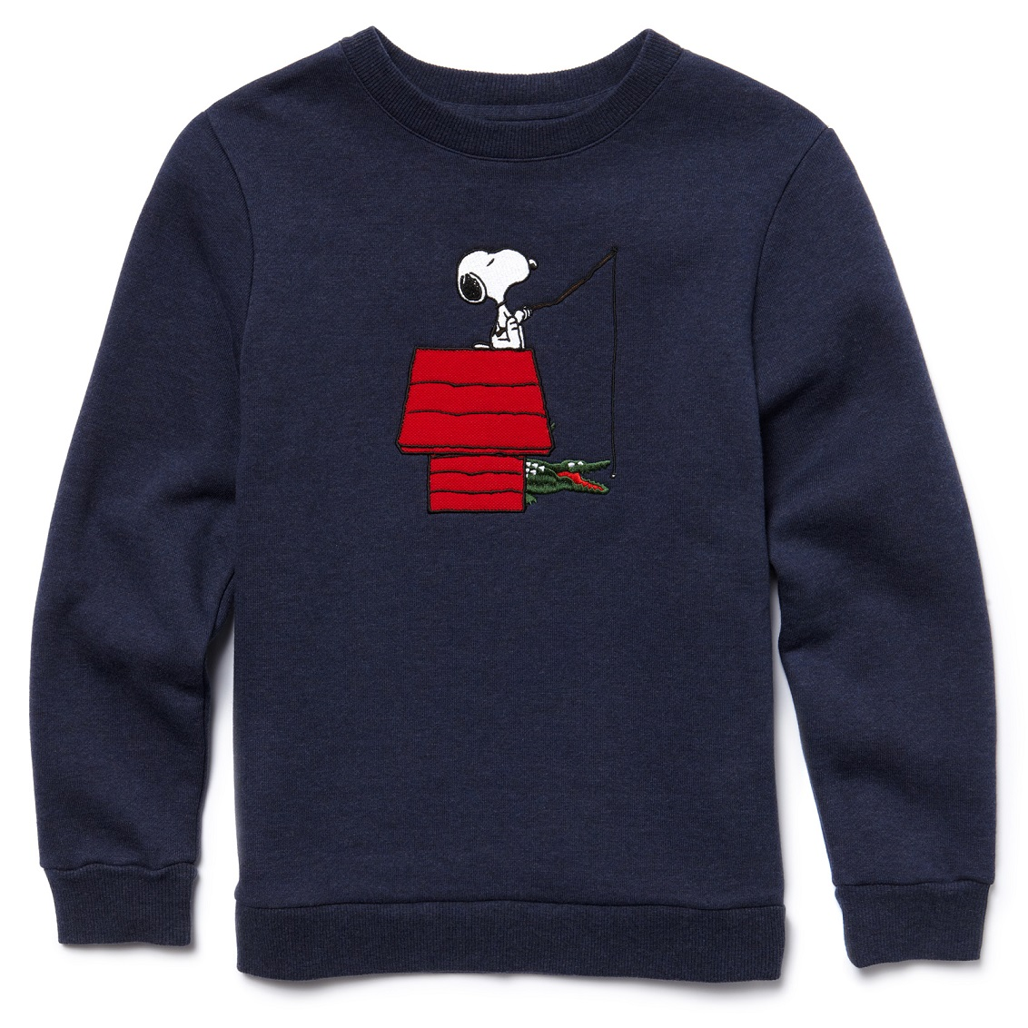 260bea66 Peanuts x Lacoste 2015 Polo Collection - Snoopy · The T-Shirt ...