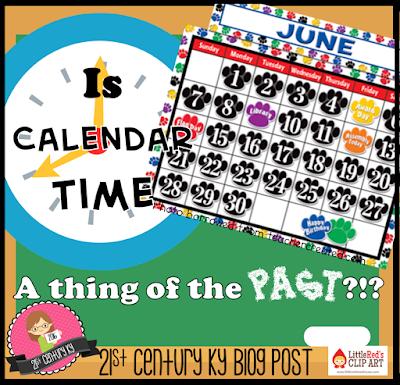 kindergarten-calendar-time