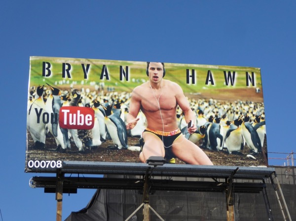 Bryan Hawn YouTube Penguins billboard