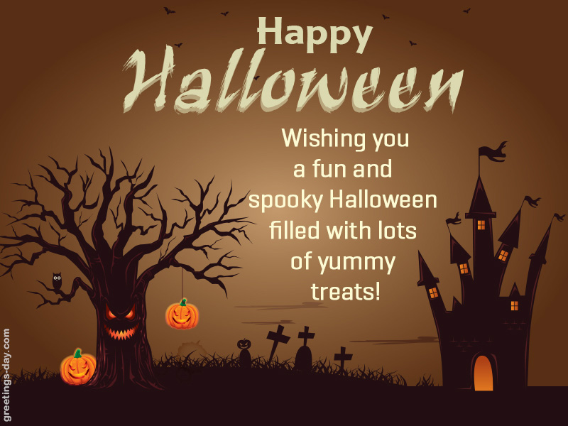 31+ {{{ Top & Best}}} Text Sms wishes of Happy Halloween 2017 ...