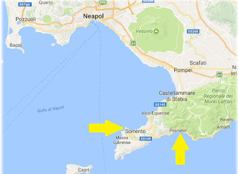 Neapol i okolice, część 3