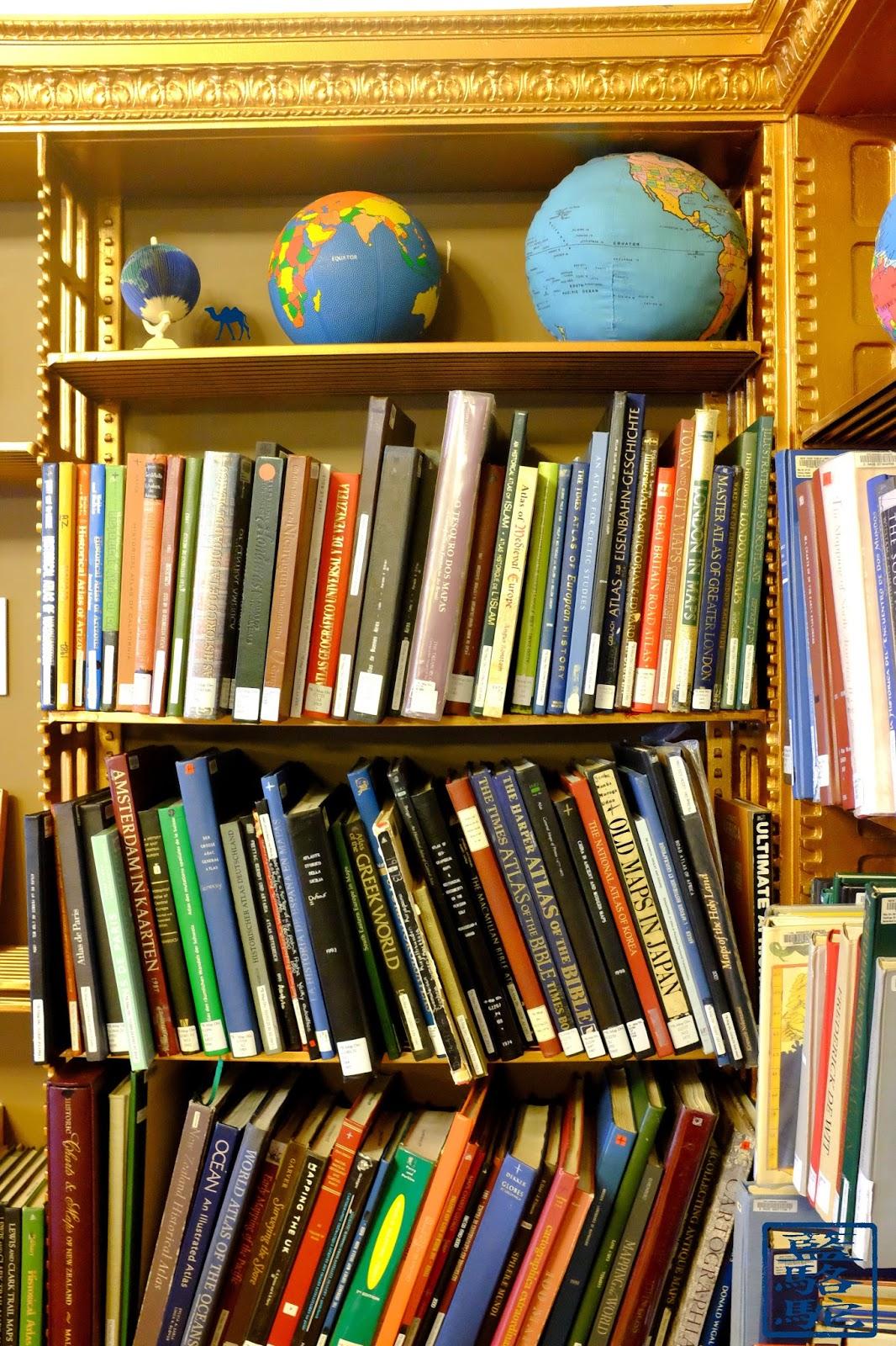 Le Chameau Bleu - NYPL - Livres