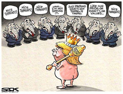 Emperor S New Clothes To Trump