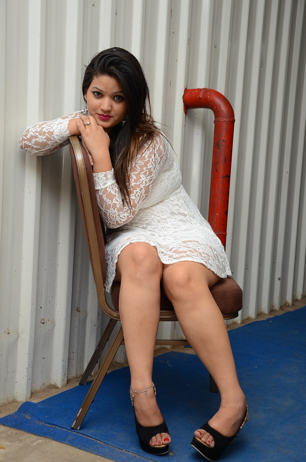 Himani photos at Jyothi Lakshmi Audio-HQ-Photo-2