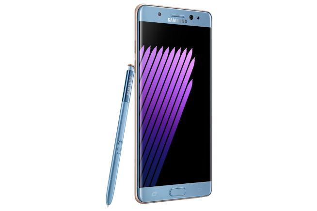 Samsung Galaxy Note 7: caratteristiche - immagini - video 1 HTNovo