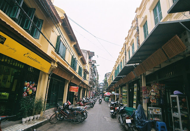 Holiday itinerary in 3 days at Hanoi Capital 3